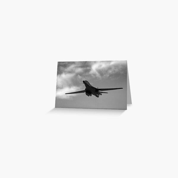 B-1 Greeting Card