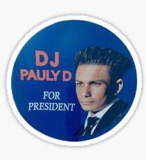 Dj Pauly D Sticker