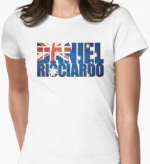 Daniel Ricciardo - Australia Flag - Formula 1 Women's Fitted T-Shirt