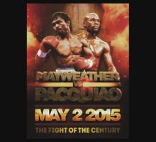 Floyd Mayweather VS Manny Pacquiao May 2nd 2015 shirt, poster and more | Unisex T-Shirt
