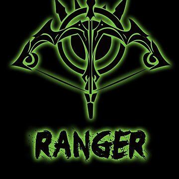 ranger by VitorAdler