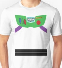 Buzz Lightyear Costume Front T-Shirt