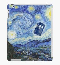 Vincent and The Doctor iPad Case/Skin