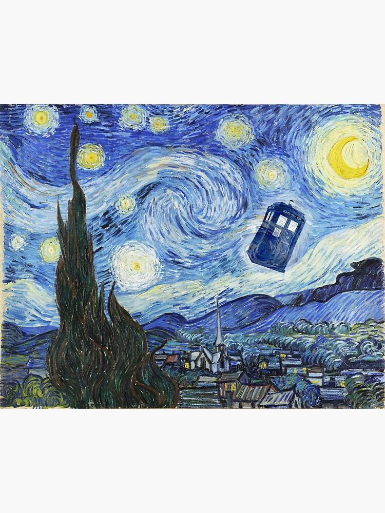 «Vincent et le docteur» par bosphorus