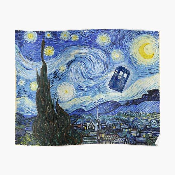 Vincent et le docteur Poster