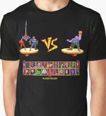 Infinity Warriors Graphic T-Shirt