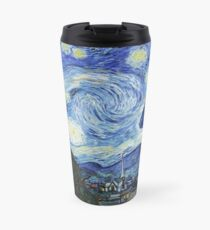 Vincent and The Doctor Travel Mug