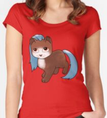 Kitty Care - Bobby Fitted Scoop T-Shirt