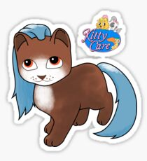 Kitty Care - Bobby Sticker