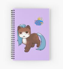Kitty Care - Bobby Spiral Notebook