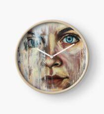 Portrait Clock