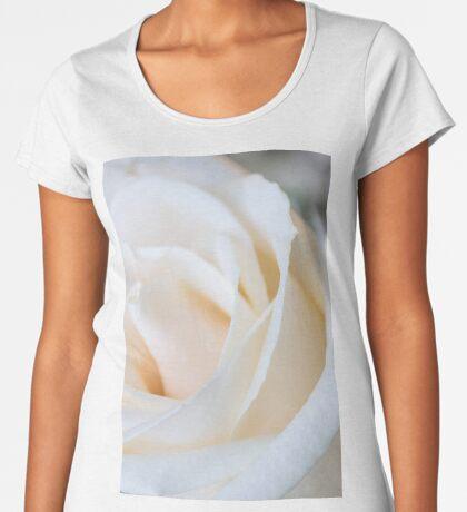 White Rose 2 Women's Premium T-Shirt
