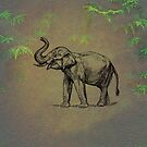 Elephant by David Dehner