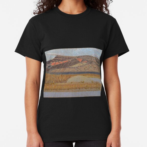 Dry Lakebed in Nevada Classic T-Shirt