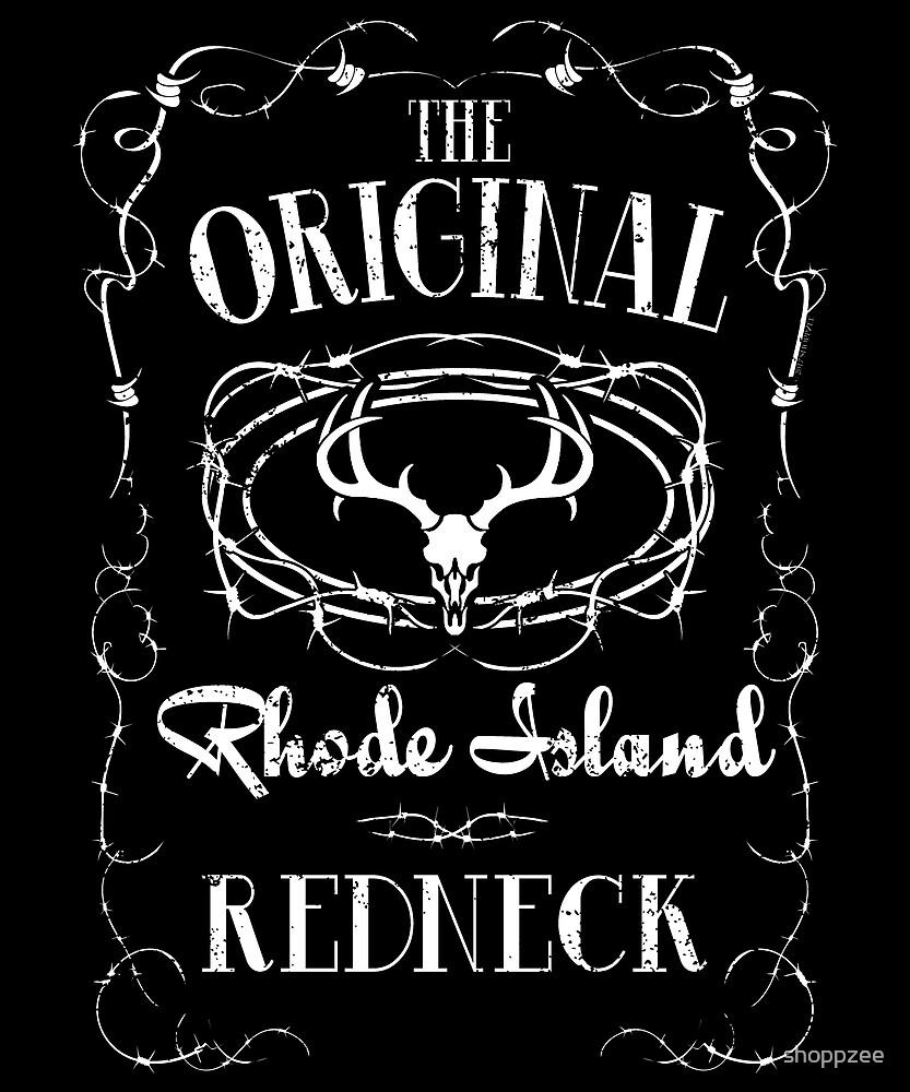 Rhode Island Redneck Redneck Power by shoppzee