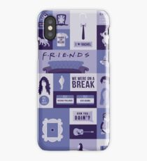 Friends TV Show iPhone Case/Skin