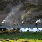 Stoking the Fires, Lakeland Cottages. by Billlee
