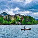 Lake Derwentwater, UK by Cathy Jones