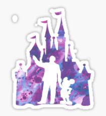 Castle Friends Sticker