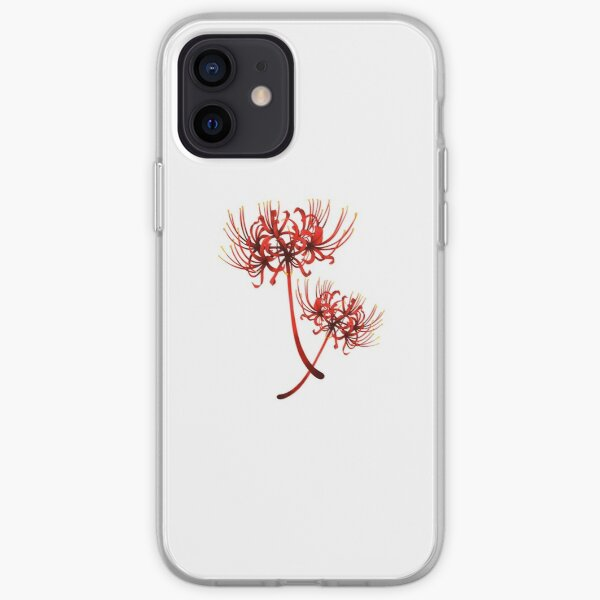Red spider Lilly Tokyo ghoul  iPhone Soft Case