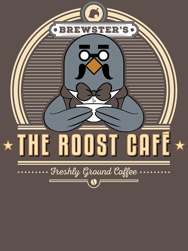el Roost Café de owlhaus