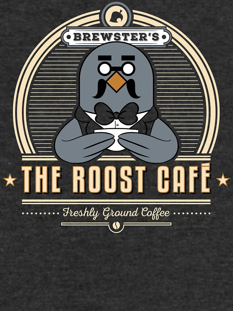 the Roost Café by owlhaus