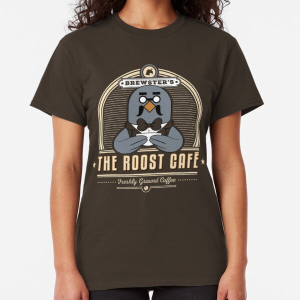 the Roost Café Classic T-Shirt
