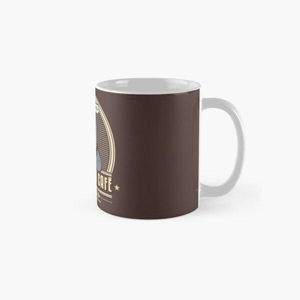 the Roost Café Classic Mug