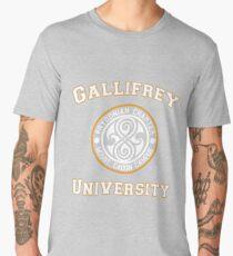 Gallifrey University Men's Premium T-Shirt
