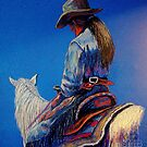 """Cowgirl Blues"" by Susan McKenzie Bergstrom"