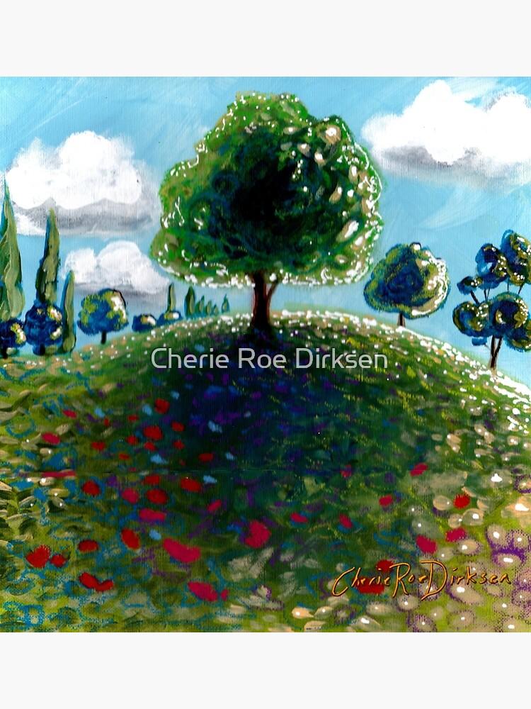 Hilltop Tree by cheriedirksen