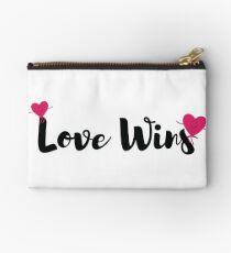 Love Wins! Studio Pouch