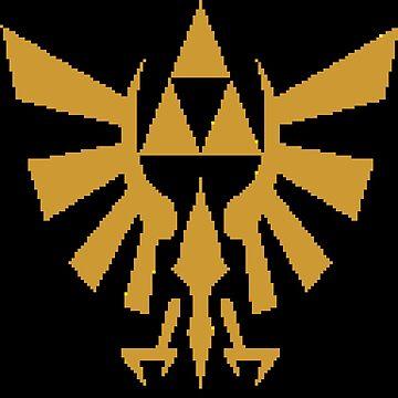 Legend of Zelda by deadmoonelf
