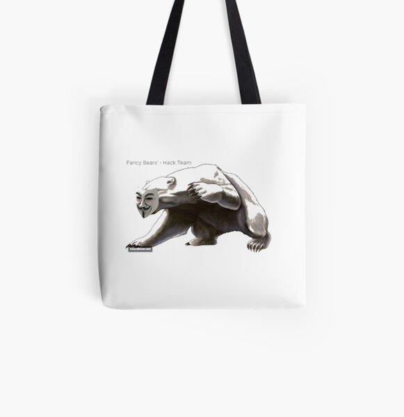 Fancy Bears' international hack team All Over Print Tote Bag