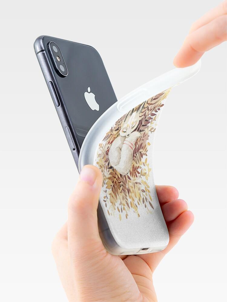 Alternate view of Slumber iPhone Case & Cover