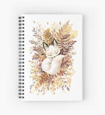Slumber Spiral Notebook
