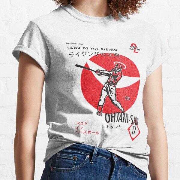 The Land of the Rising Ohtani-San Classic T-Shirt