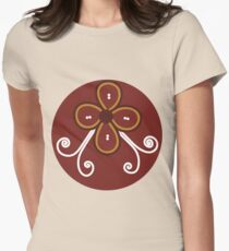 Tom Petty Wildflowers Women's Fitted T-Shirt