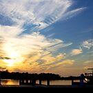 Marina Sunset by Jonicool