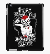 Rude Zombie iPad Case/Skin