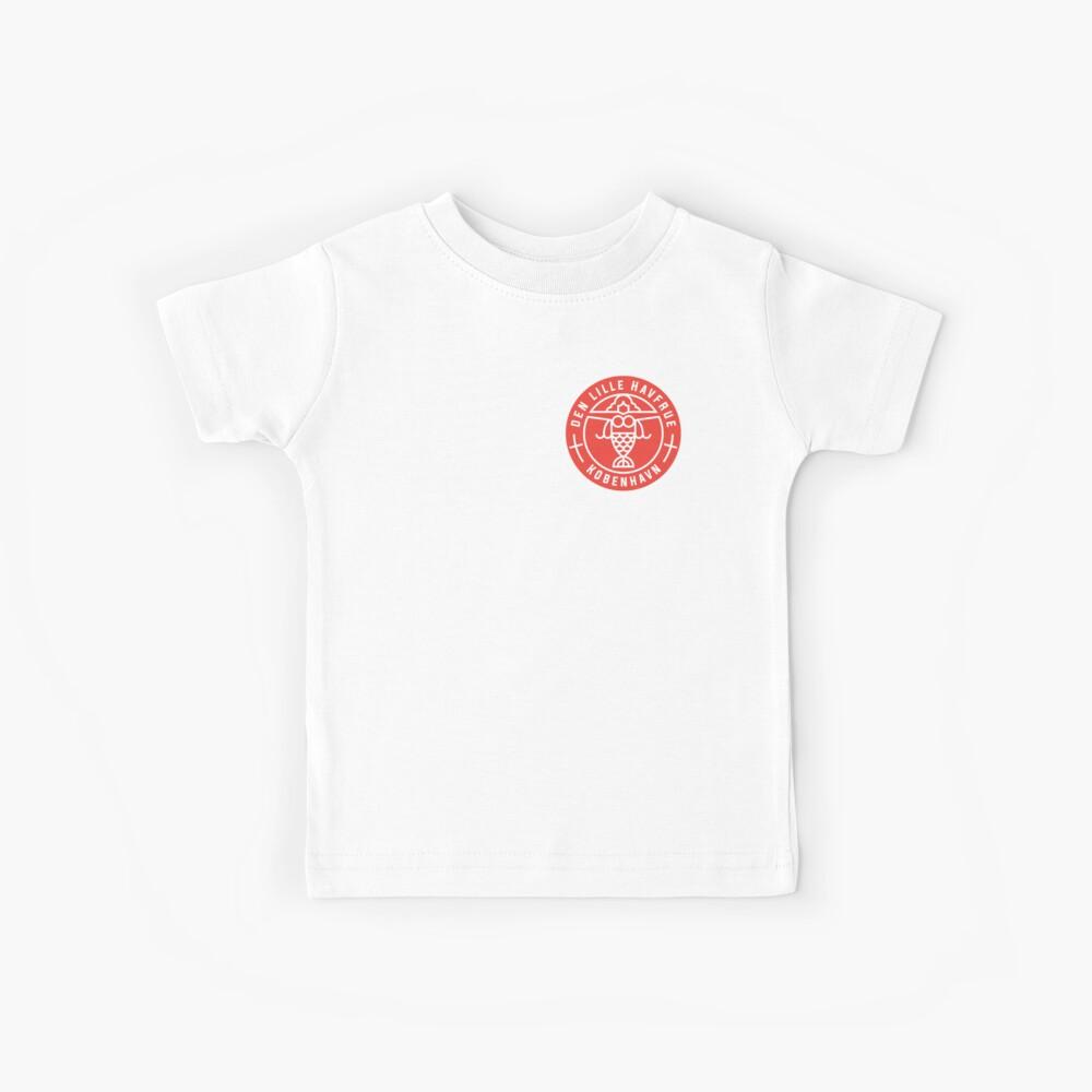 Copenhague - La Sirenita Camiseta para niños