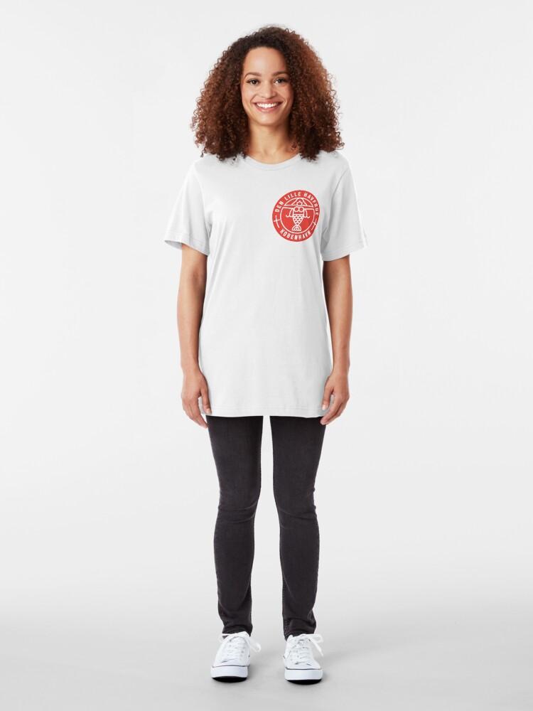 Vista alternativa de Camiseta ajustada Copenhague - La Sirenita