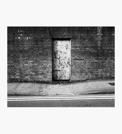 The Doorway To Enlightenment Photographic Print