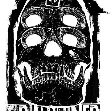 The Grim Ruiner Logo by Ranmaclurkin