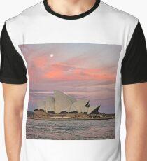 utzon sunset Graphic T-Shirt