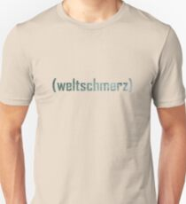 weltschmerz Unisex T-Shirt