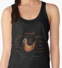 The Powerful Permaculture Chook Women's Tank Top