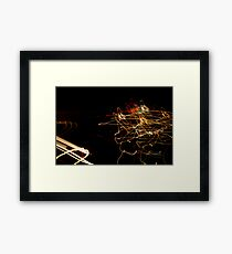 Crazy City 33 Framed Print