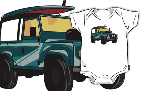 Cool Summer Travel Jeep Car for holidaymaker Boys girls and kids