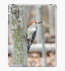 """""""Red-Bellied Woodpecker iPad Case/Skin"""